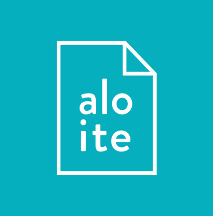 Aloite publication series
